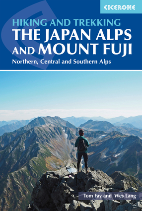 Hiking and Trekking in the Japan Alps and Mount Fuji