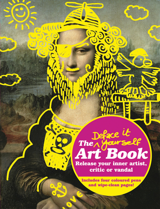 The Deface It Yourself Art Book