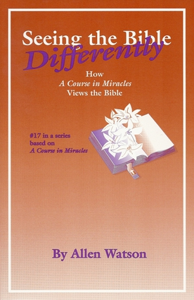 Seeing the Bible Differently