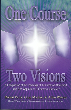One Course, Two Visions