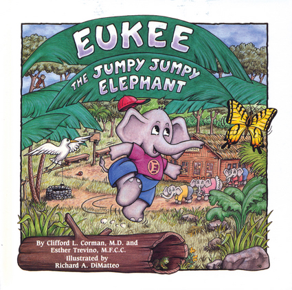 Eukee the Jumpy Jumpy Elephant