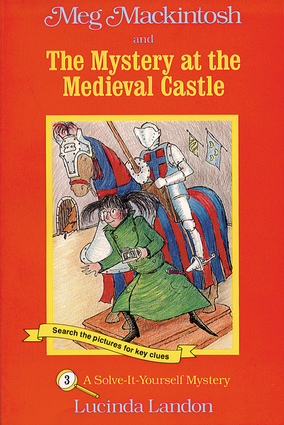 Meg Mackintosh and the Mystery at the Medieval Castle - title #3