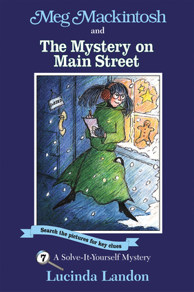 Meg Mackintosh and the Mystery on Main Street - title #7
