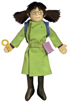 Meg Mackintosh Doll