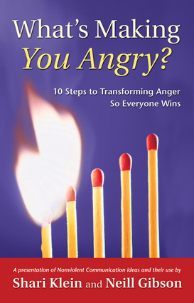 What's Making You Angry?