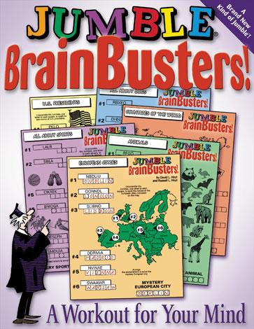 Jumble® BrainBusters!
