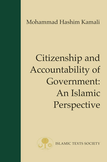 Citizenship and Accountability in Government