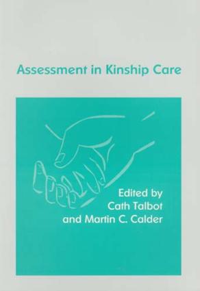 Assessment in kinship care