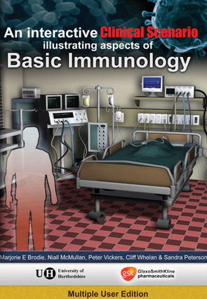 An Interactive Clinical Scenario Illustrating Aspects of Basic Immunology