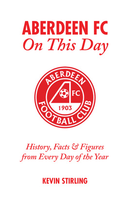Aberdeen FC On This Day