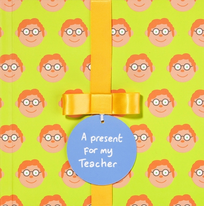 A Present for My Teacher