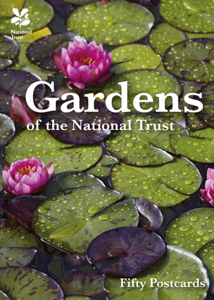 Gardens of the National Trust Postcard Box