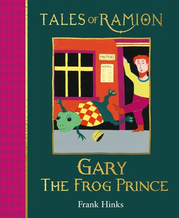 Gary the Frog Prince