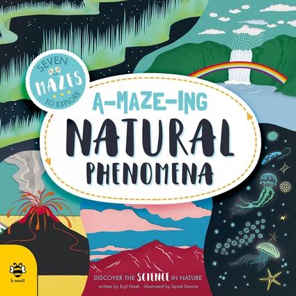 A-Maze-ing Natural Phenomena