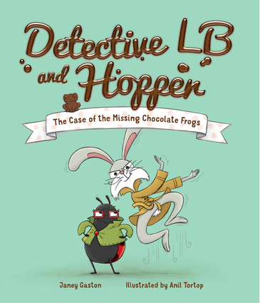 The Case of the Missing Chocolate Frogs