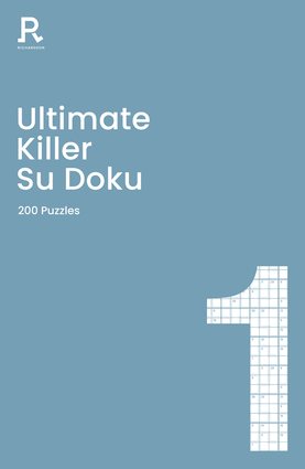 Ultimate Killer Su Doku Book 1