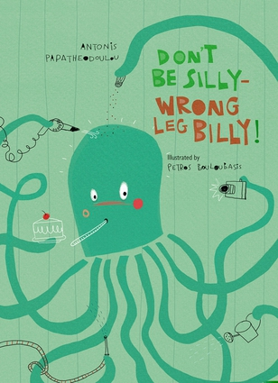 Don't Be Silly-Wrong Leg Billy!