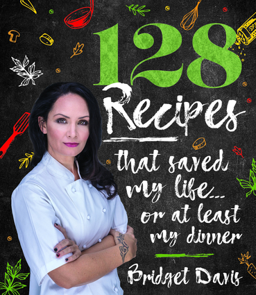 128 Recipes that Saved my Life…or at least my dinner