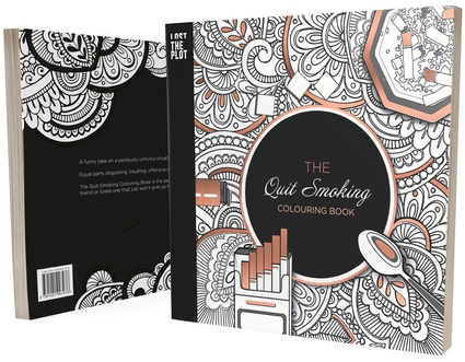 The Quit Smoking Colouring Book
