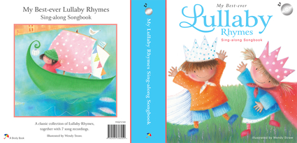 My Best-Ever Lullaby Rhymes Sing-Along Songbook