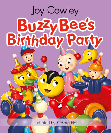 Buzzy Bee's Birthday Party Board Book