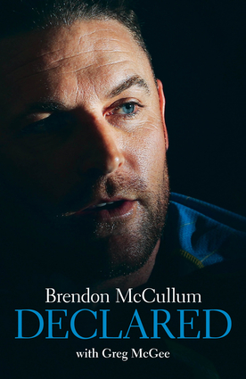 Brendon McCullum - Declared