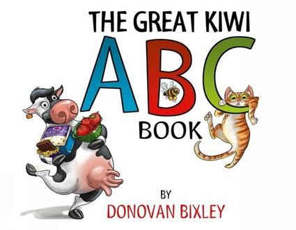 The Great Kiwi ABC Book