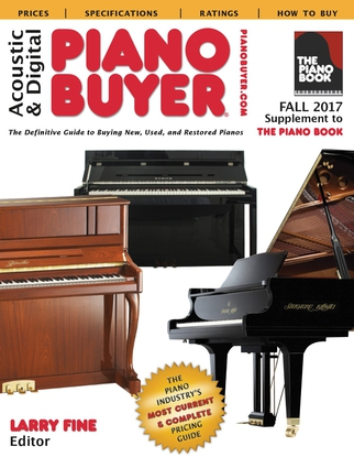 Acoustic & Digital Piano Buyer Fall 2017