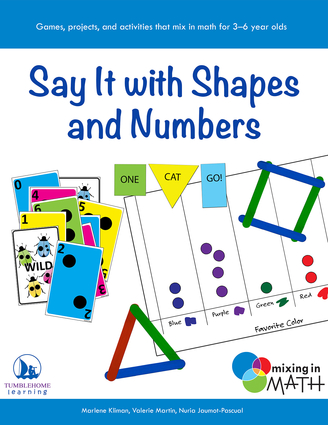 Say It with Shapes and Numbers