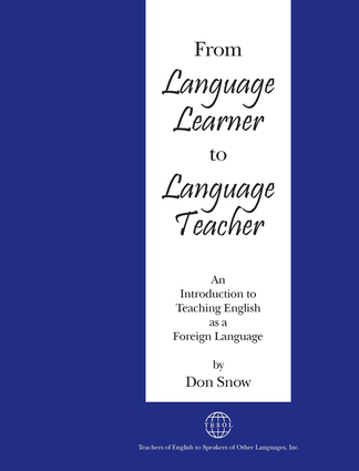 From Language Learner to Language Teacher