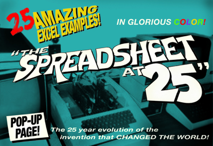 The Spreadsheet at 25