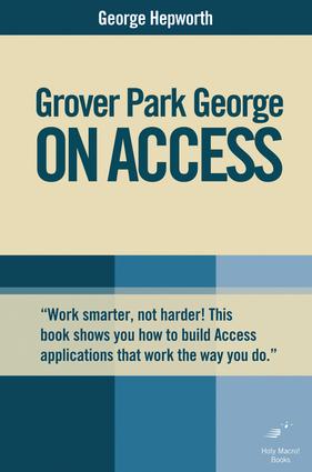 Grover Park George on Access