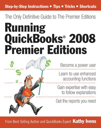 Running QuickBooks 2008 Premier Editions