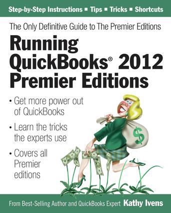 Running QuickBooks 2012 Premier Editions
