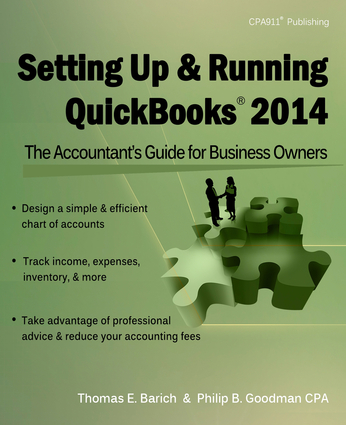 Setting Up & Running QuickBooks 2014