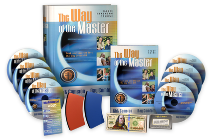 """The Way of the Master"" Basic Training Course"