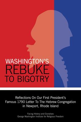 Washington's Rebuke to Bigotry