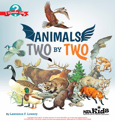 Animals Two by Two: I Wonder Why