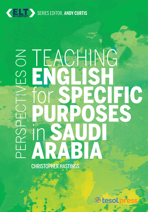 Perspectives on Teaching English for Specific Purposes in Saudi Arabia