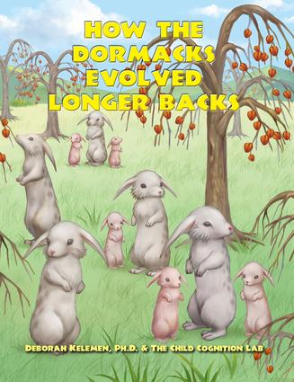 How the Dormacks Evolved Longer Backs
