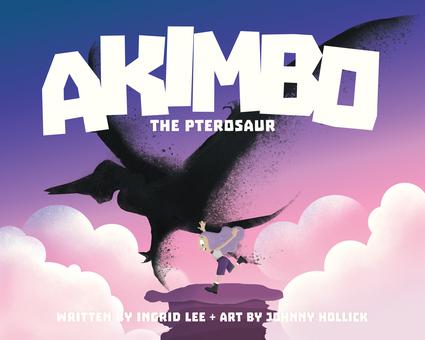 Akimbo the Pterosaur