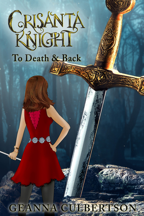 Crisanta Knight: To Death & Back