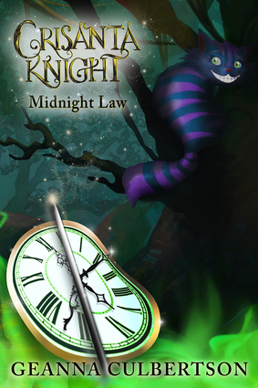Crisanta Knight: Midnight Law