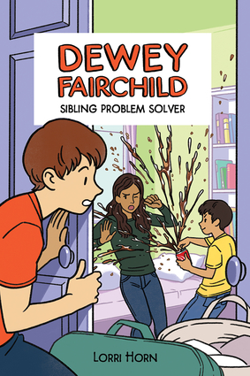 Dewey Fairchild, Sibling Problem Solver