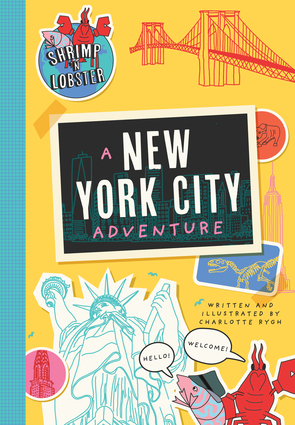 Shrimp 'n Lobster: A New York City Adventure