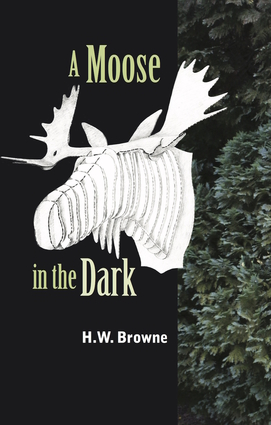 A Moose in the Dark