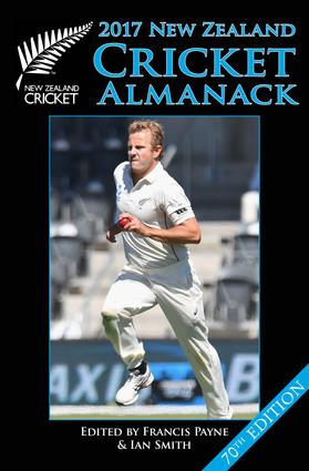 2017 New Zealand Cricket Almanack