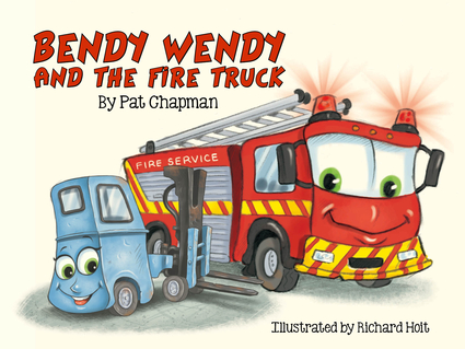 Bendy Wendy and the Fire Truck
