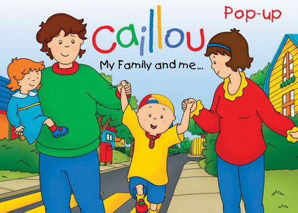 Caillou Family