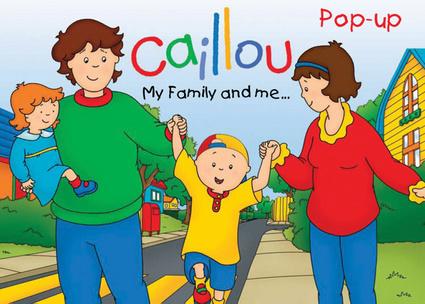 Caillou Family